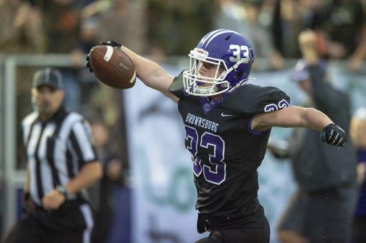 Varsity Football Avon Vs Brownsburg