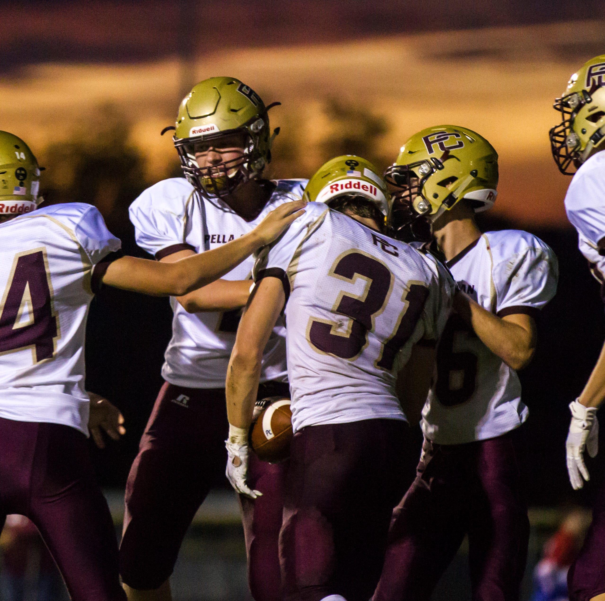 Iowa high school football: What we learned in Pella Christian's 24-21 win over Iowa City Regina