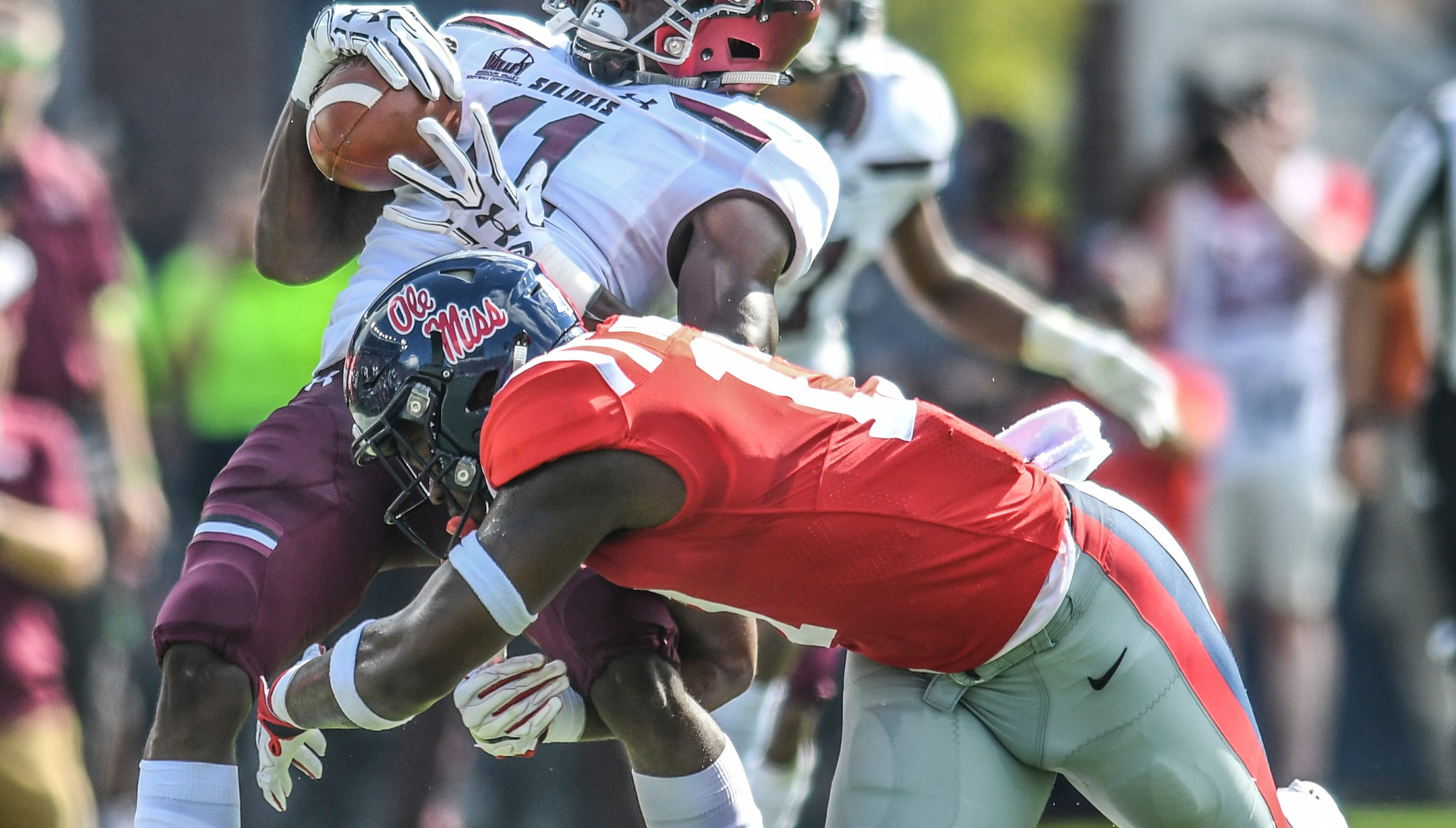 Has Ole Miss found stability at linebacker?