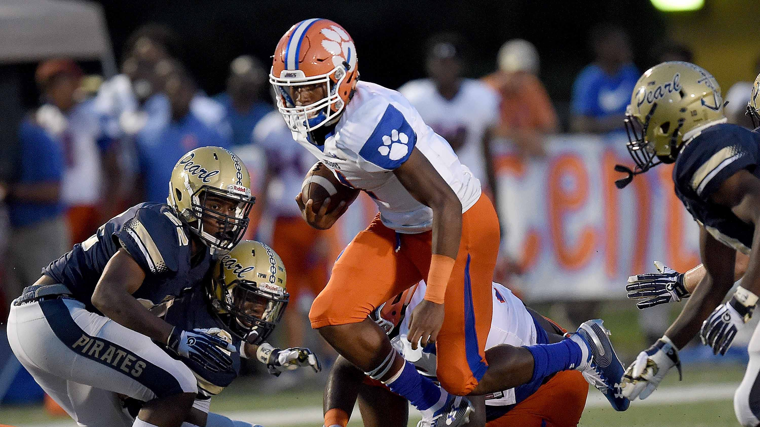 Jimmy Holiday Leads Madison Central Win Over Pearl