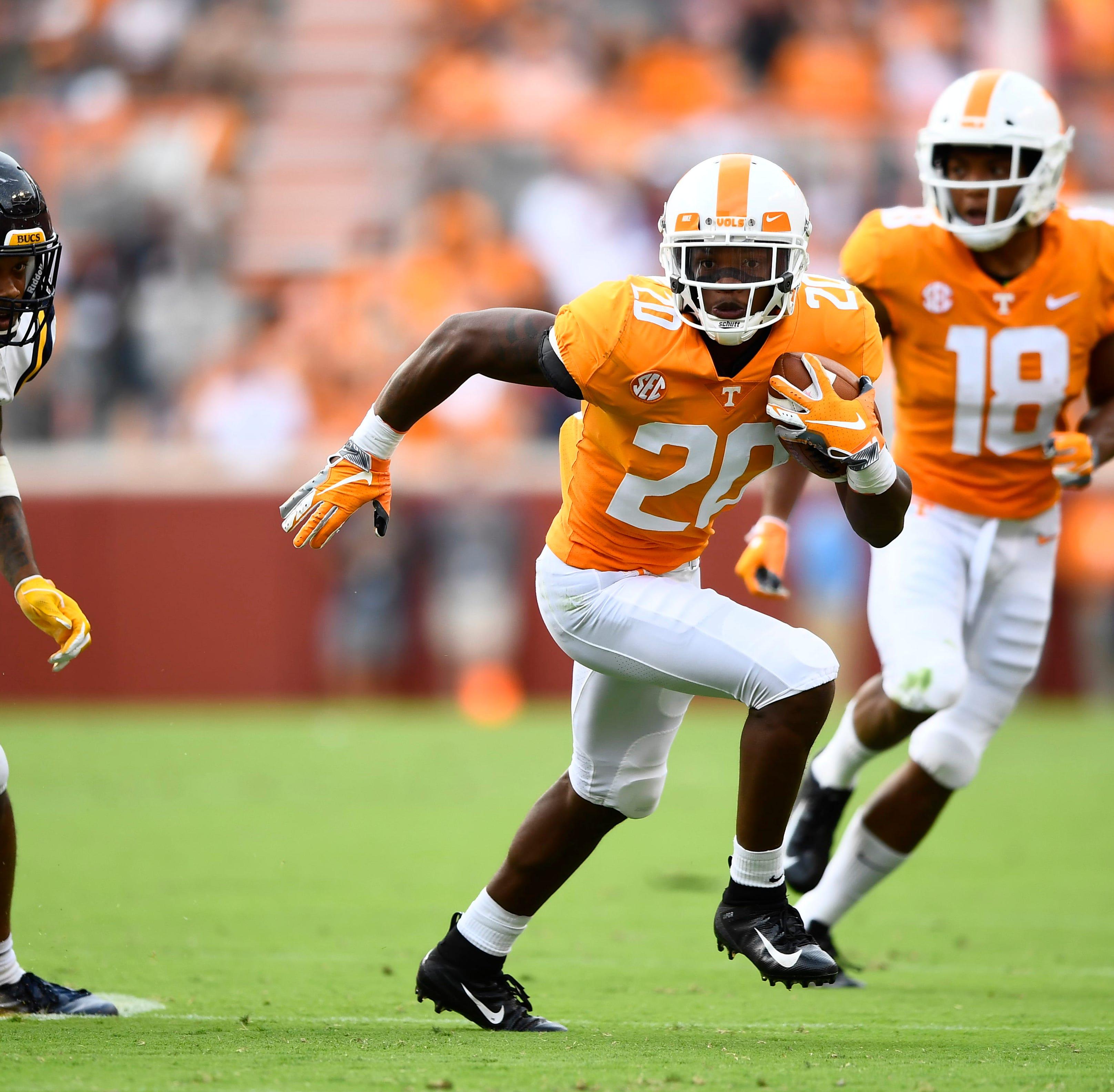 UT Vols, Vanderbilt each have one player selected to SEC All-Freshman team