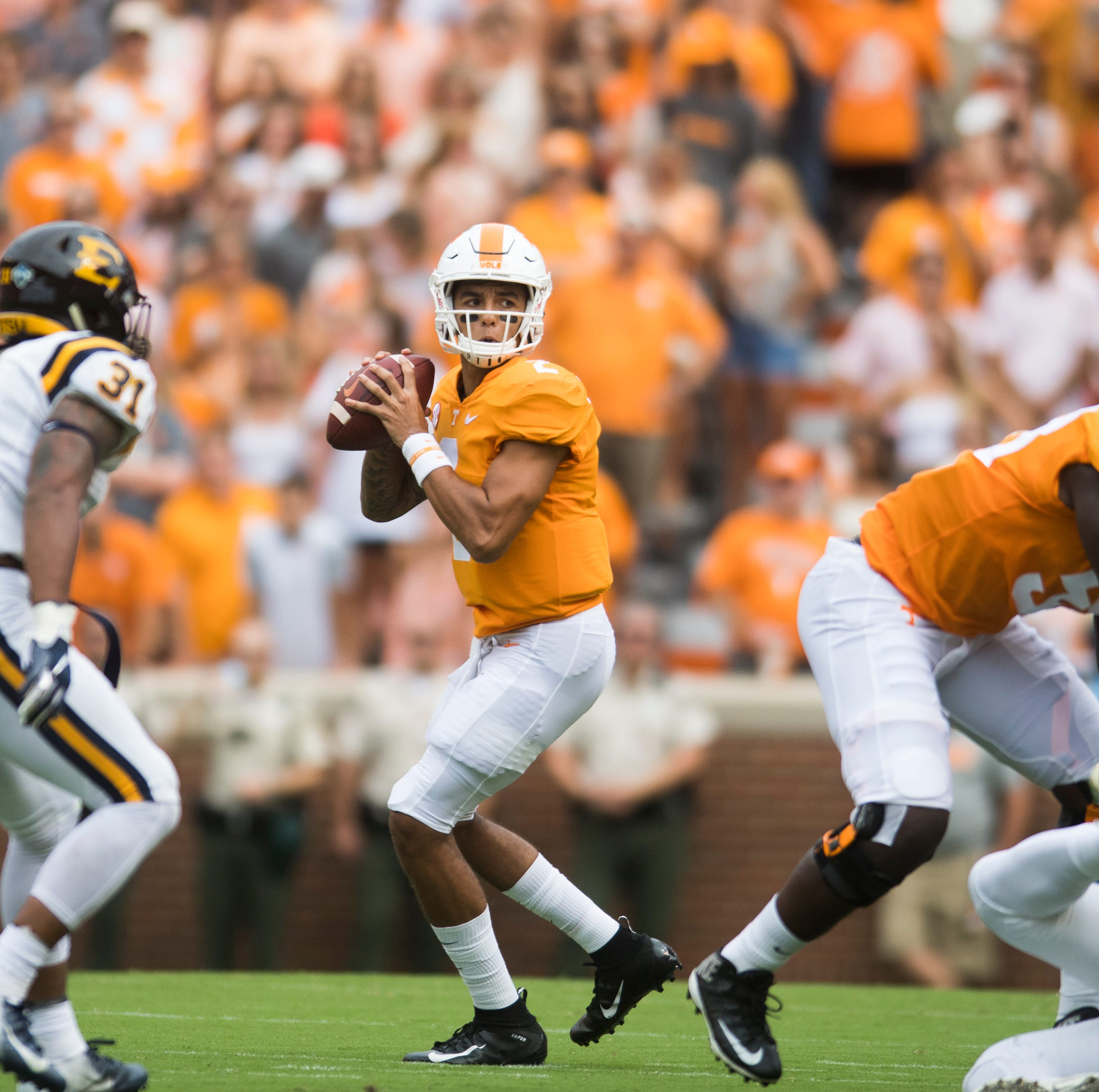 UT Vols: Five things to know for Saturday's game against UTEP