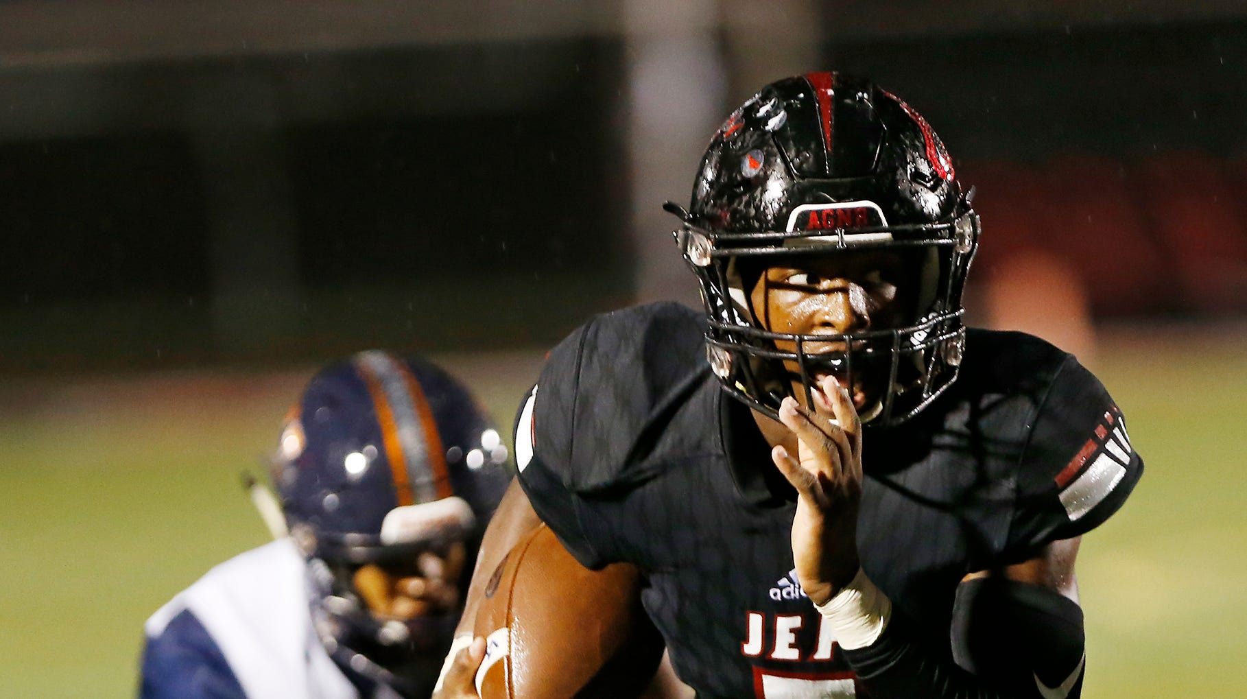 QB turned receiver Brian Jenkins having special season for Lafayette Jeff