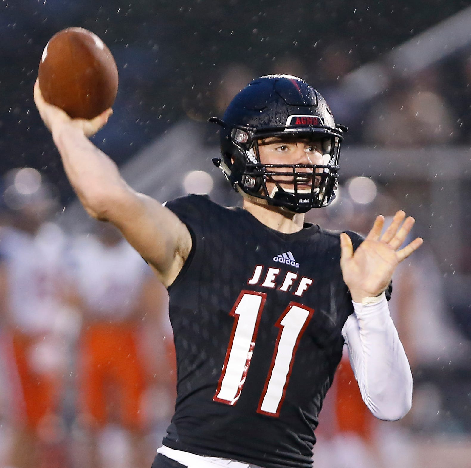 Lafayette Jeff routs Anderson on record-breaking night