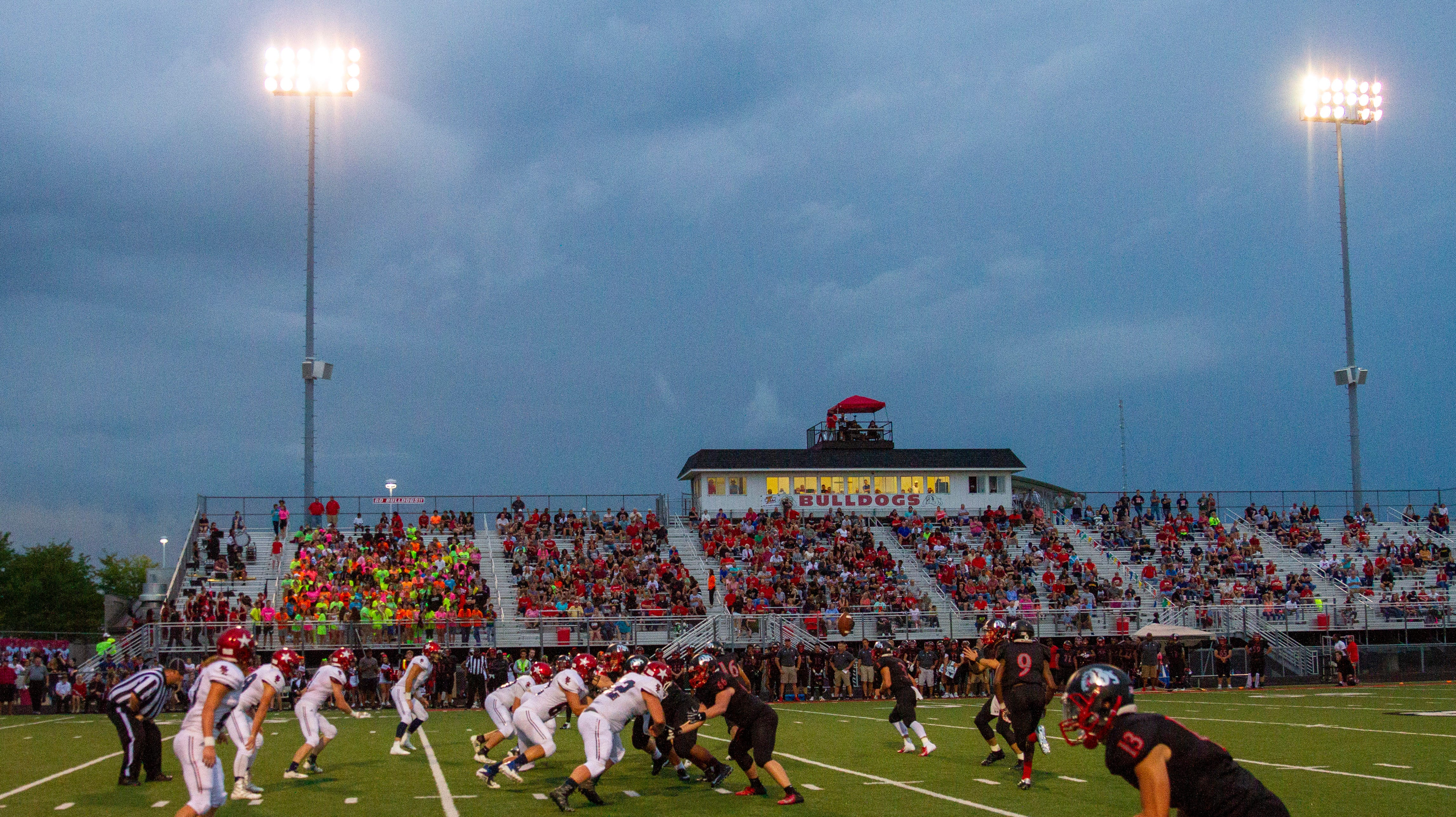 Indiana High School Football Scores For Week 6 Sept 21