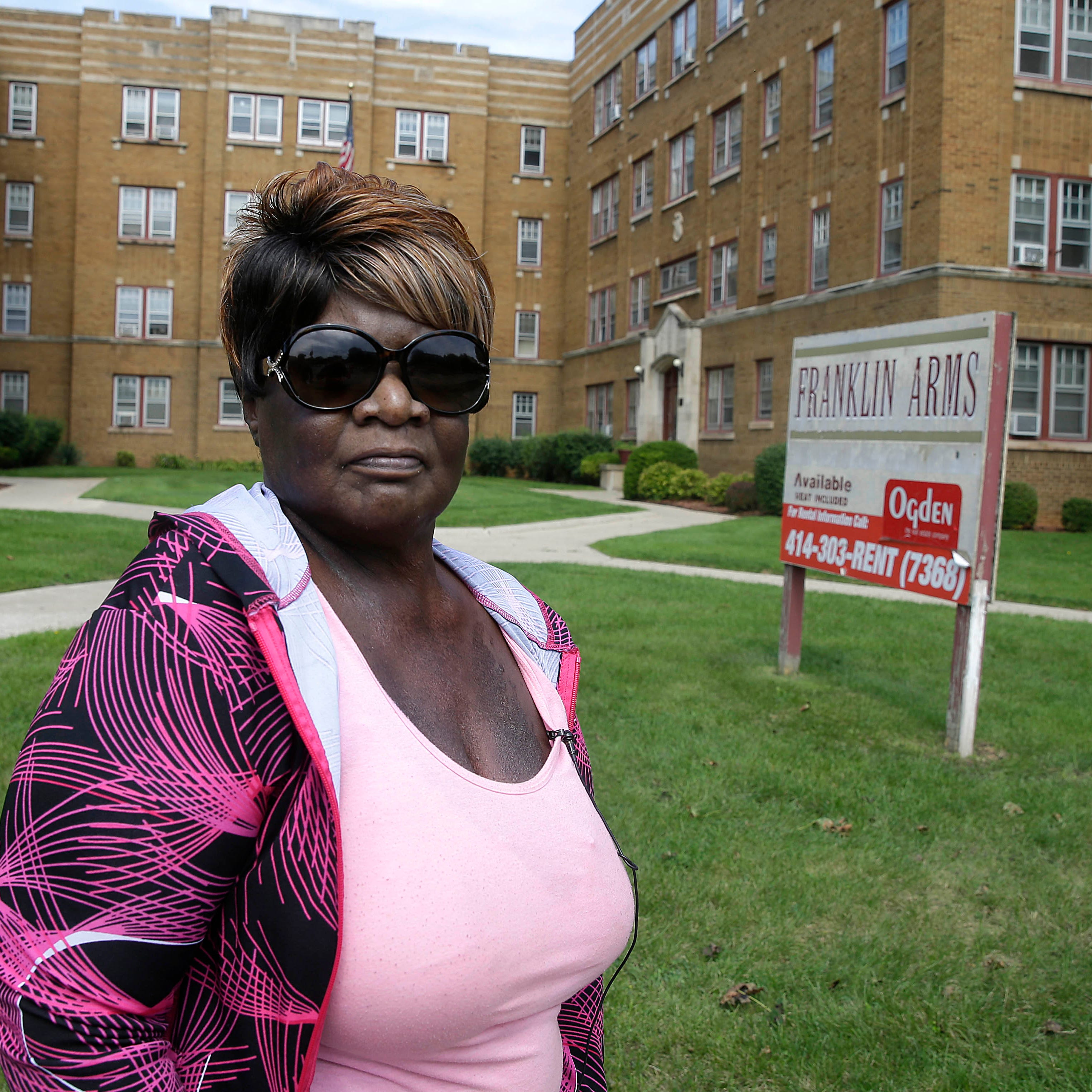 Eviction ends with tenant losing everything including medications, clothing and furniture