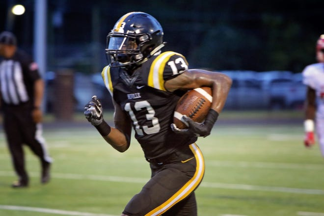 Neville returned to the Class 4A poll in the no. 10 spot after a one-week absence.