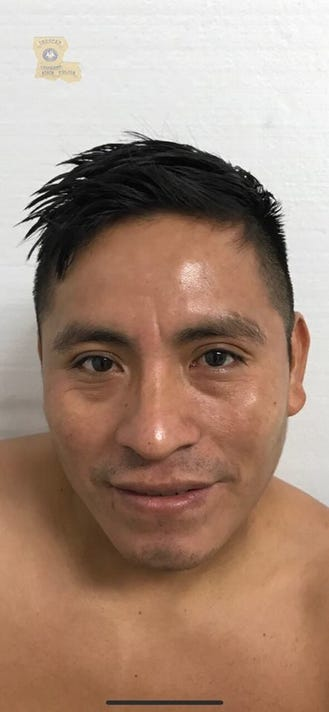 Guatemalan man faces human trafficking, rape charges