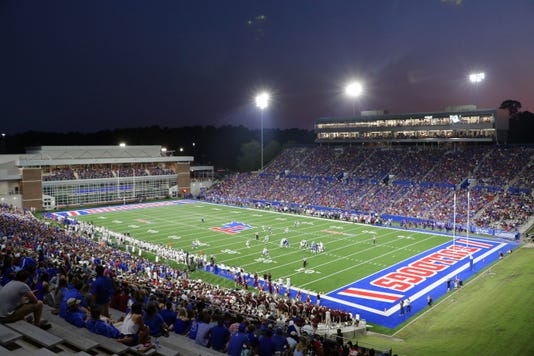 Miss State Latech Fb 9sept2017