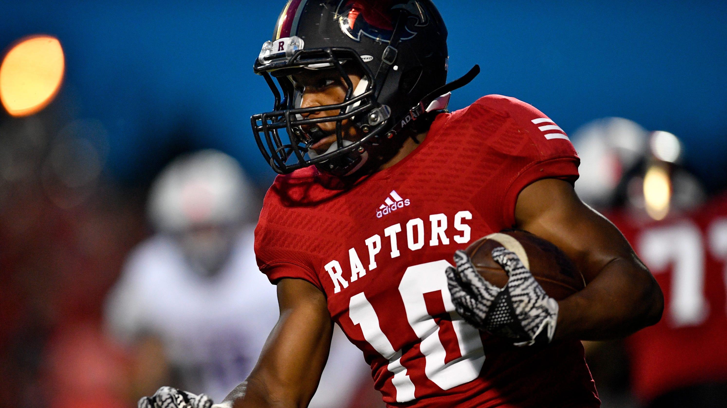 High school football: Tennessee Super 25 poll