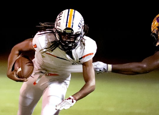 Blackman cornerback Adonis Otey is committed to Arkansas.