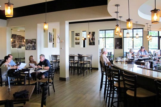 Cirella's Italian Bistro & Sushi Bar opened its second area location Sept. 5 on Vanderbilt Beach Road just west of Collier Boulevard in North Naples.