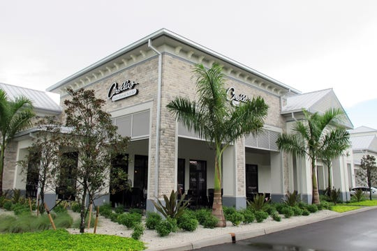 Cirella's Italian Bistro & Sushi Bar is the first business to open in the new Vanderbilt Commons retail center on Vanderbilt Beach Road just west of Collier Boulevard in North Naples.