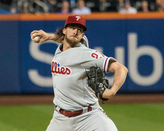 Mlb Philadelphia Phillies At New York Mets