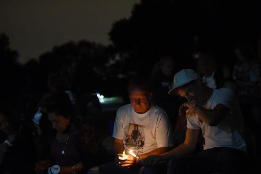 Vigil For The Watts Family - Shannan, Bella Marie, Celeste (Cece) and Nico