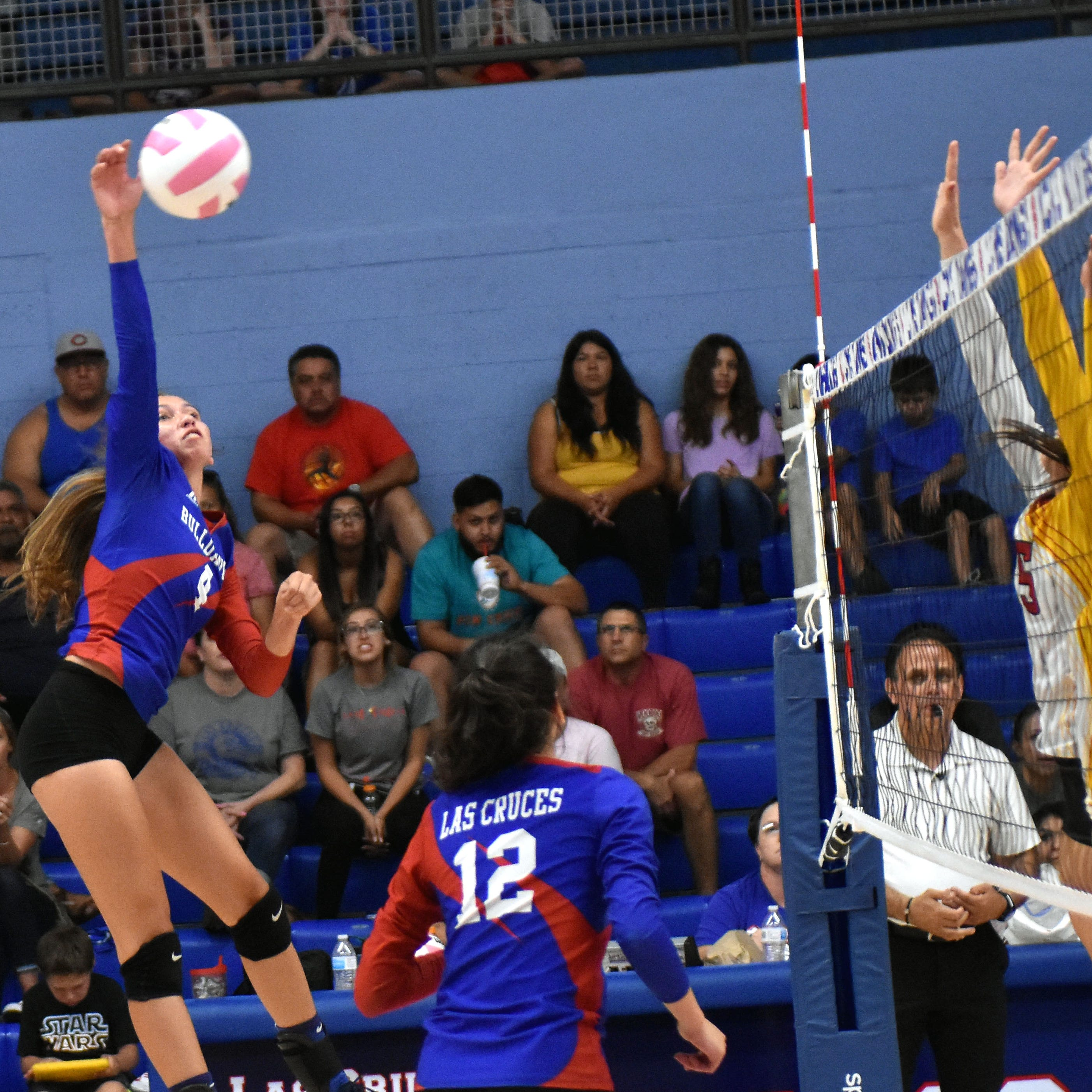 Las Cruces High volleyball No. 3 seed for Class 5A state tournament