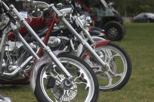 The Motorcycle Cannonball Run rolls through Great Falls Sept. 19.