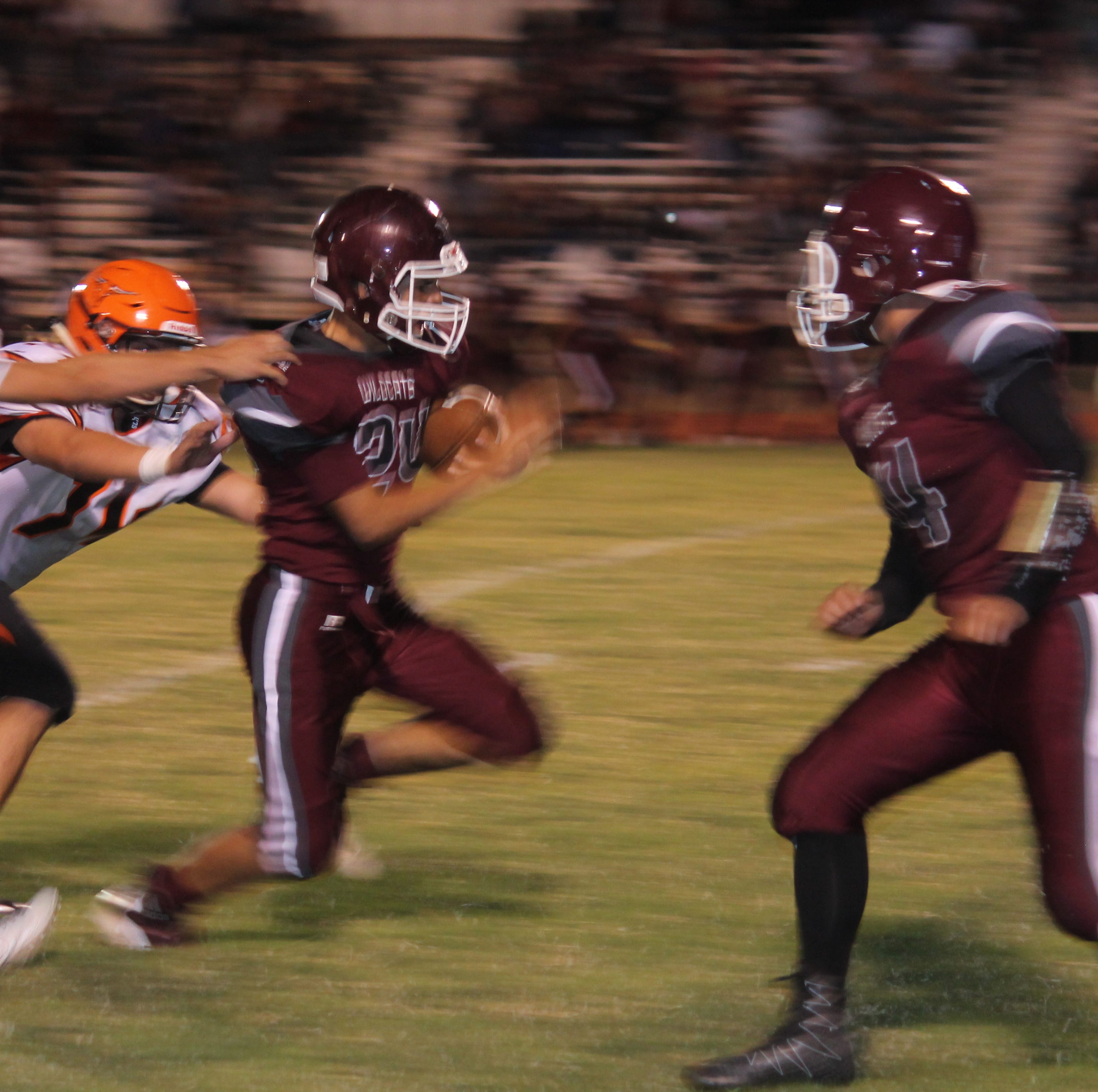 Tularosa Wildcats tame Lordsburg Mavericks, 36-24