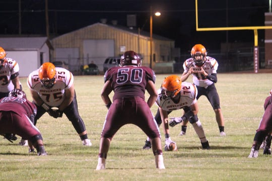 The Lordsburg Mavericks and the Tularosa Wildcats squared off in the third game of the 2018 season, with a 36-24 victory ultimately going to the Wildcats.