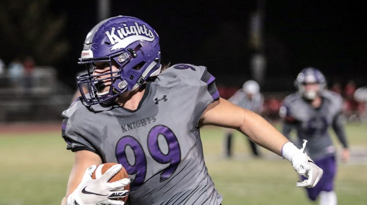 'It all just snowballed': Division I scholarship offers are rolling in for Shadow Hills junior
