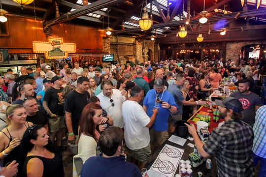 The annual Emerald Coast Beer Festival, the longest running beer festival on the Gulf Coast, returns Thursday and Friday to Seville Quarter.