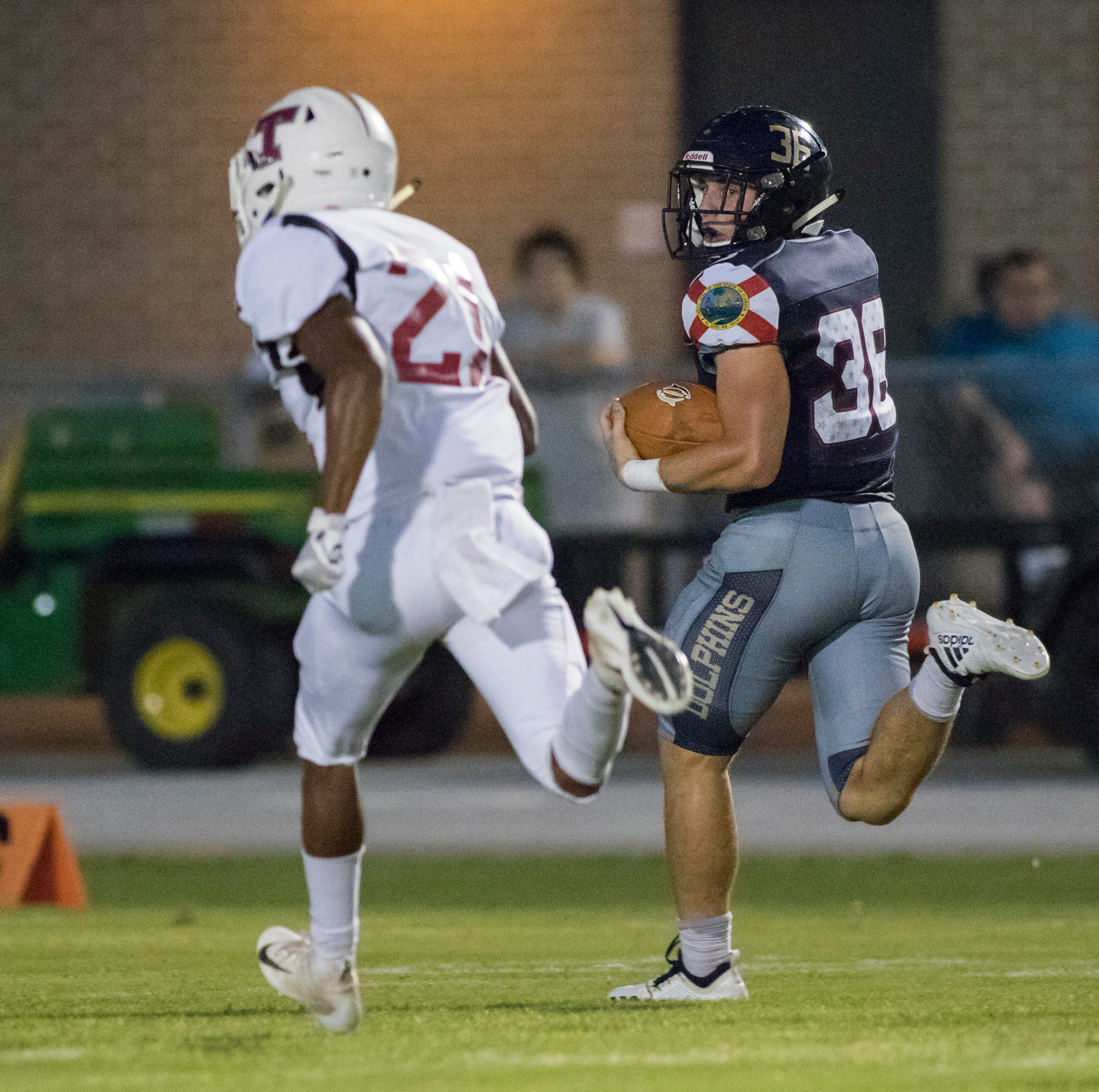 Gulf Breeze standout Tyler Dittmer commits to NCAA Division I FCS program
