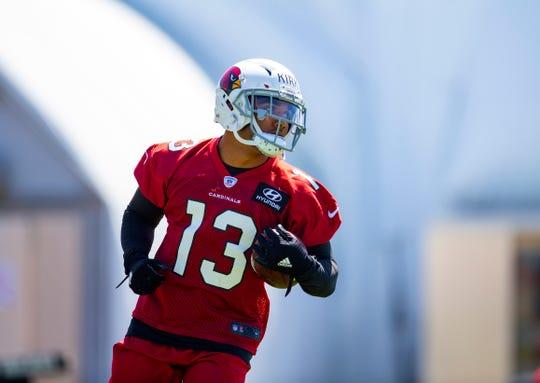 Arizona Cardinals wide receiver Christian Kirk went to Scottsdale Saguaro High School.