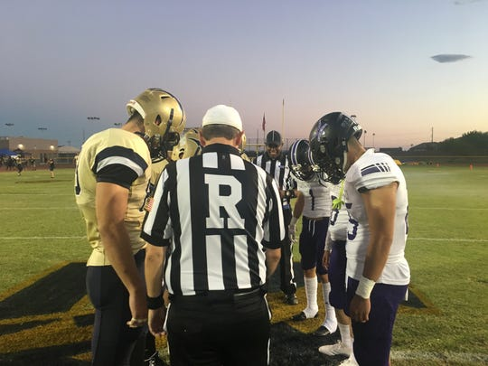 Desert Vista hosts Valley Vista in Week 3