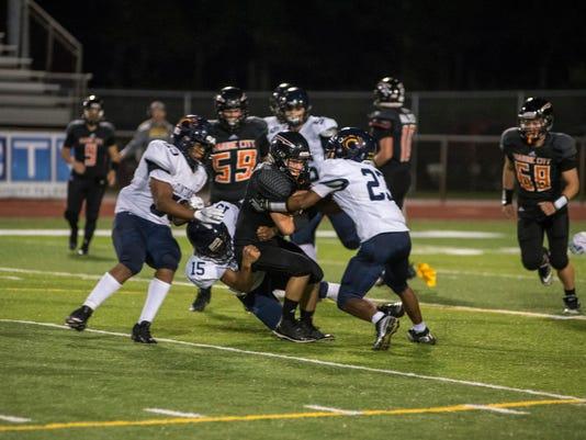 20180907 Marine City High School Football Vs Fraser 0060