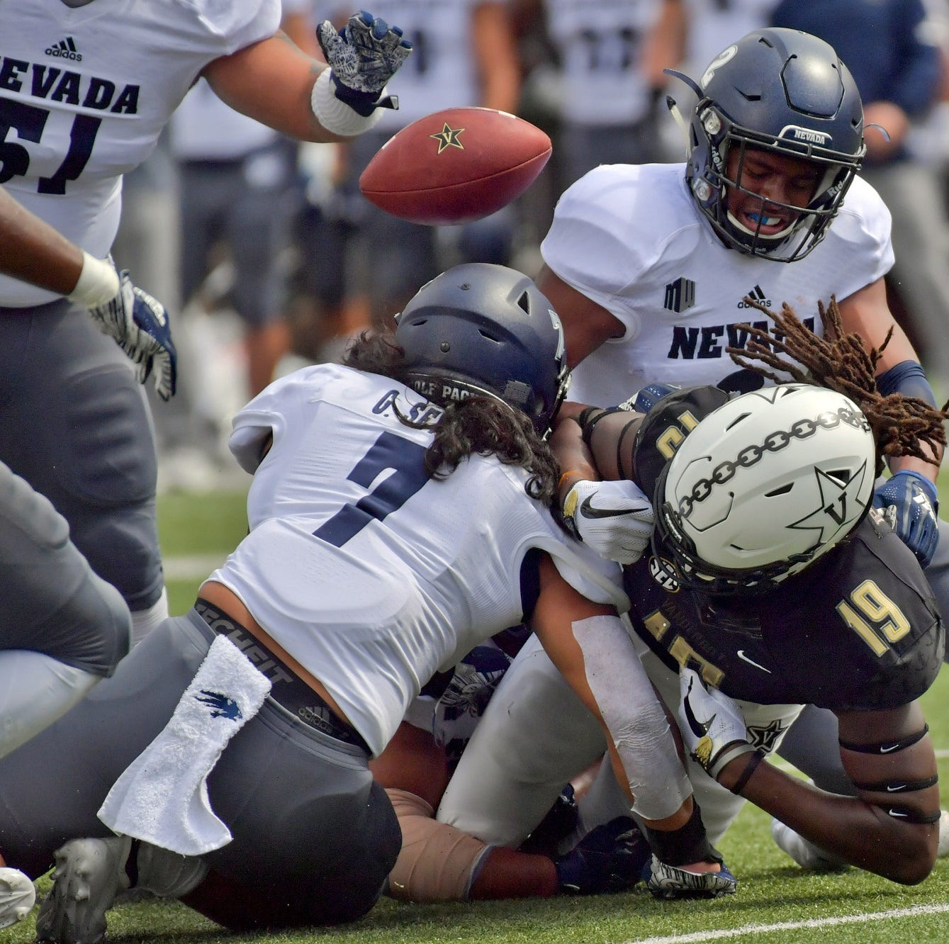 Nevada at Toledo: Live Wolf Pack updates from the Glass Bowl