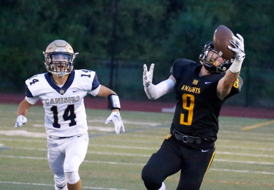 Football Canisius At Mcquaid 01