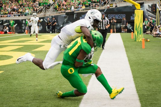 Ncaa Football Portland State At Oregon