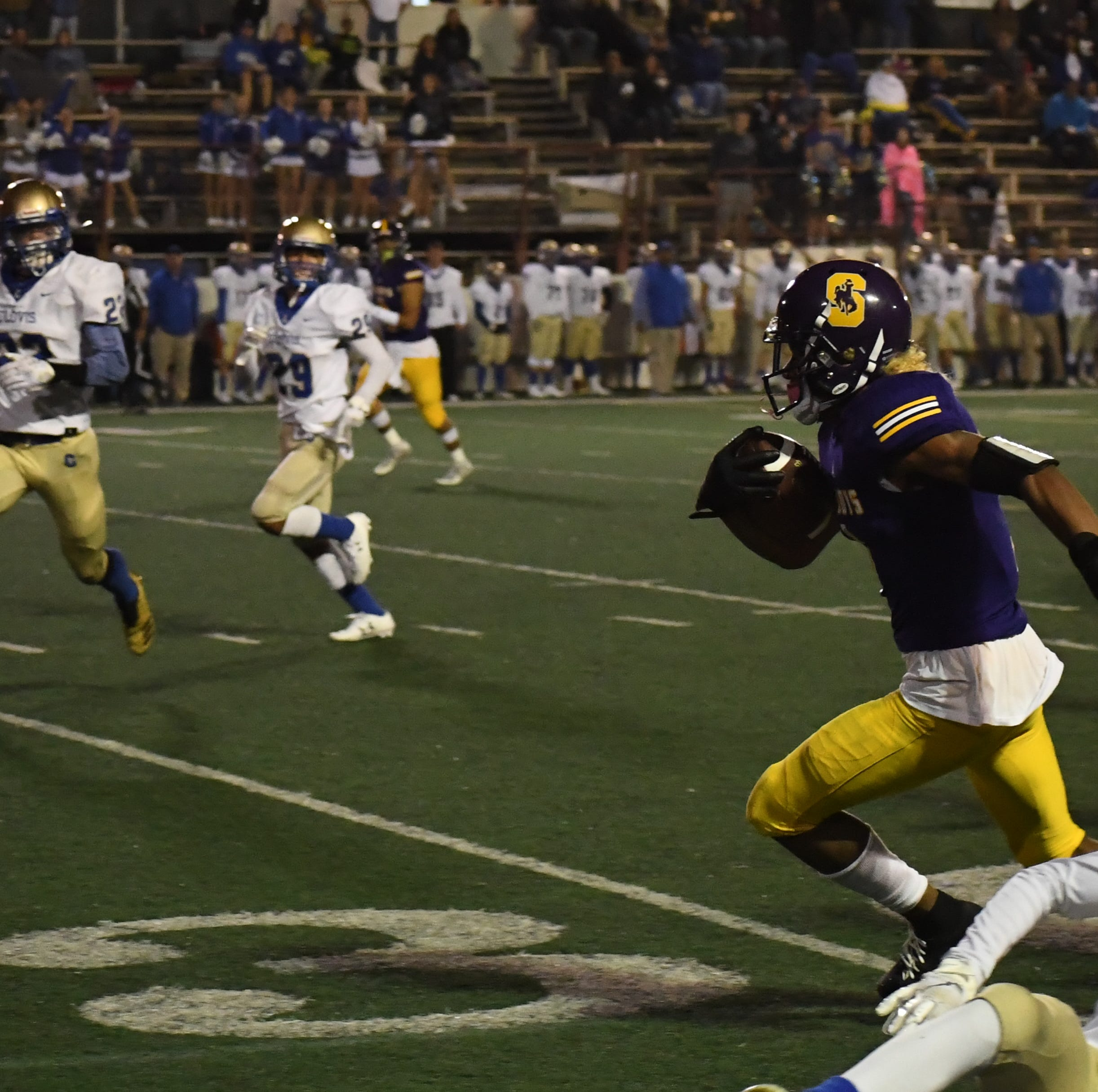 Game of the Week: Can Salinas take on familiar enemy Milpitas again? We'll find out Friday