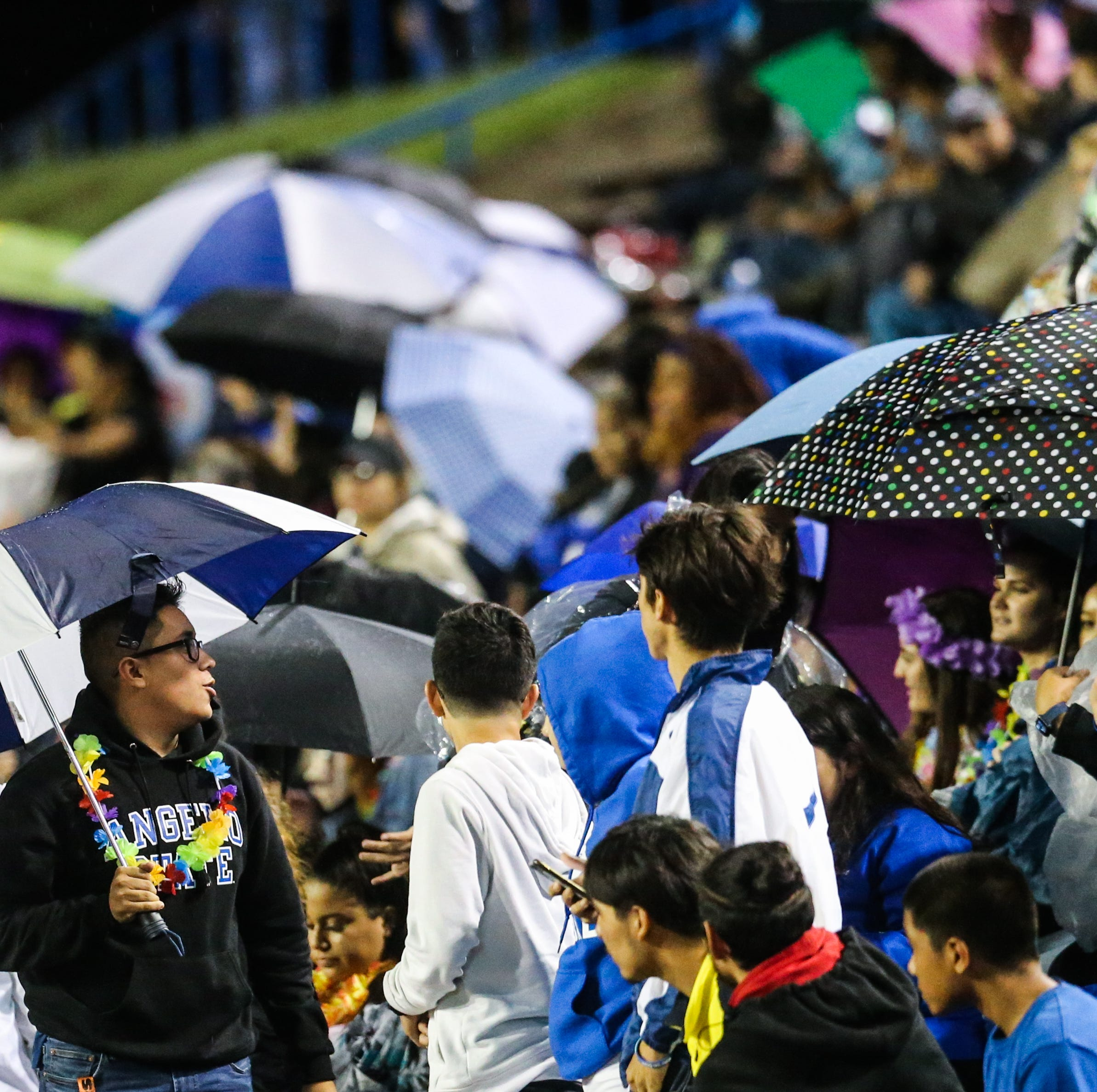 Area football games moved to Thursday due to weather