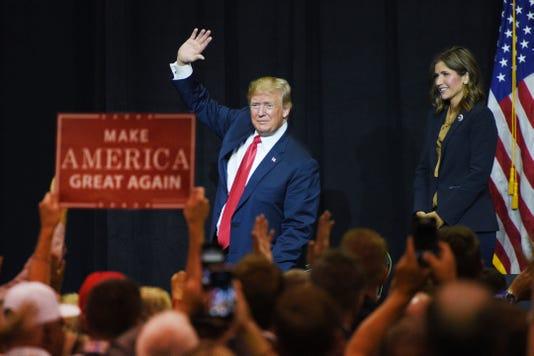 President Donald Trump 035