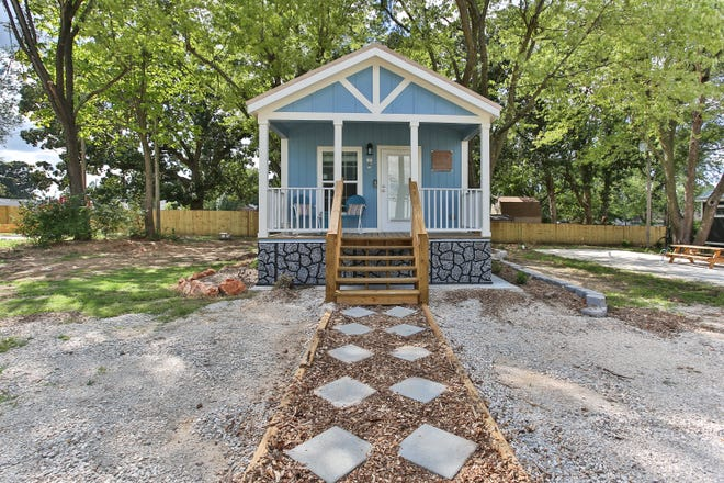 Eden Village is a tiny home community in north Springfield. It was built on the site of a former mobile home park and therefore didn't have any zoning issues. City council's Planning and Policies committee is looking to amend the zoning ordinance regarding tiny houses and tiny home communities.