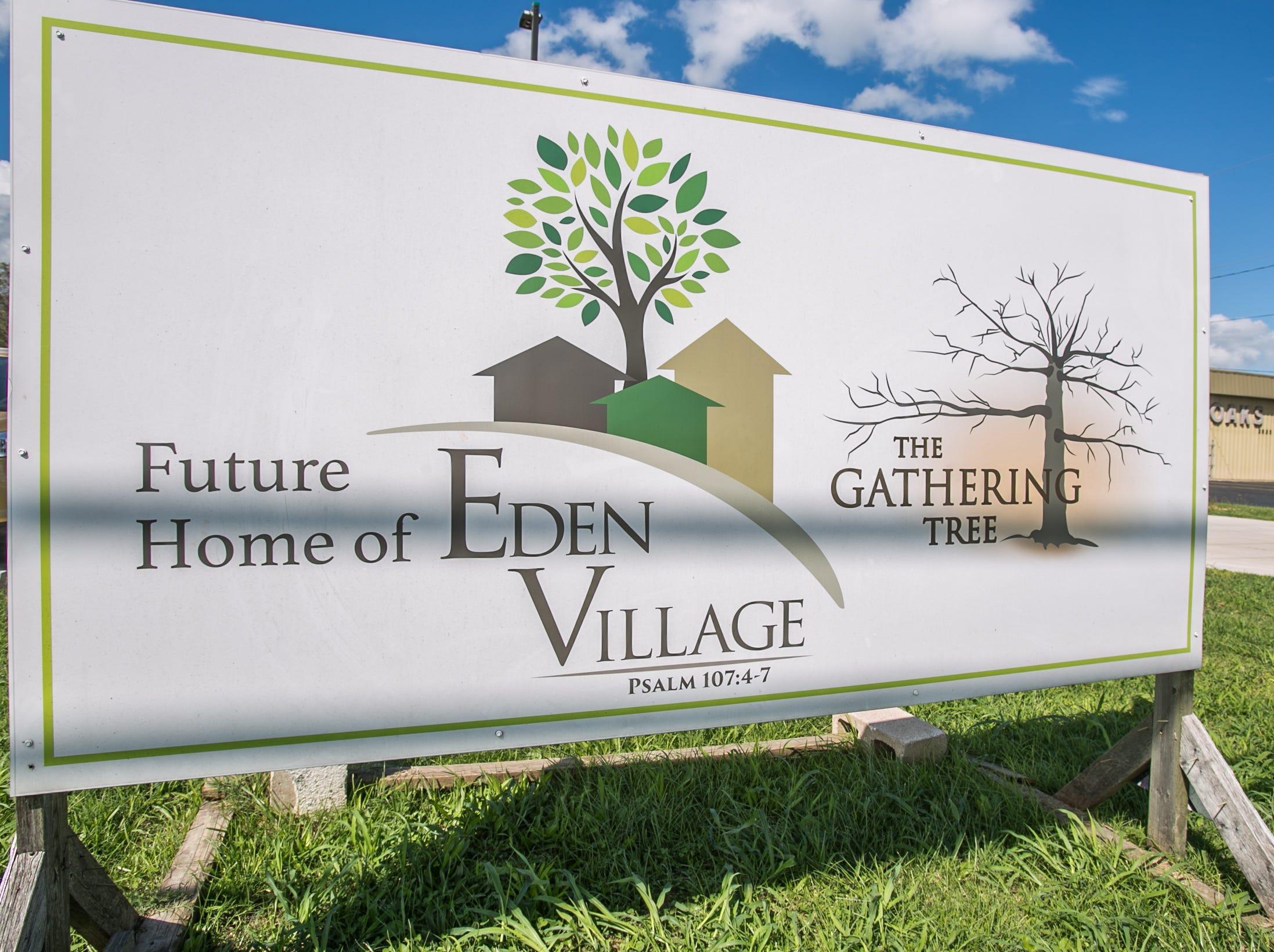 Eden Village on September 4th, 2018.