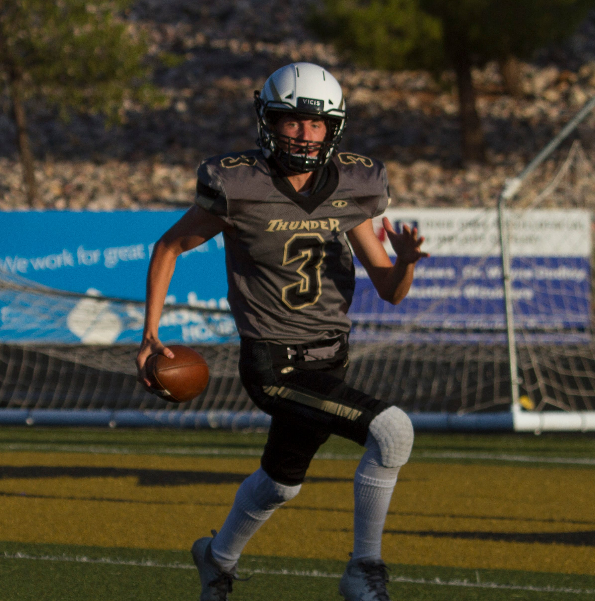 Desert Hills comes back from 4th quarter defecit, stuns Pine View in triple overtime