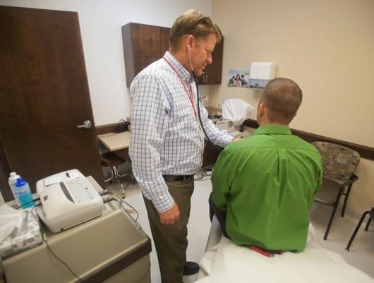 Medical care visit