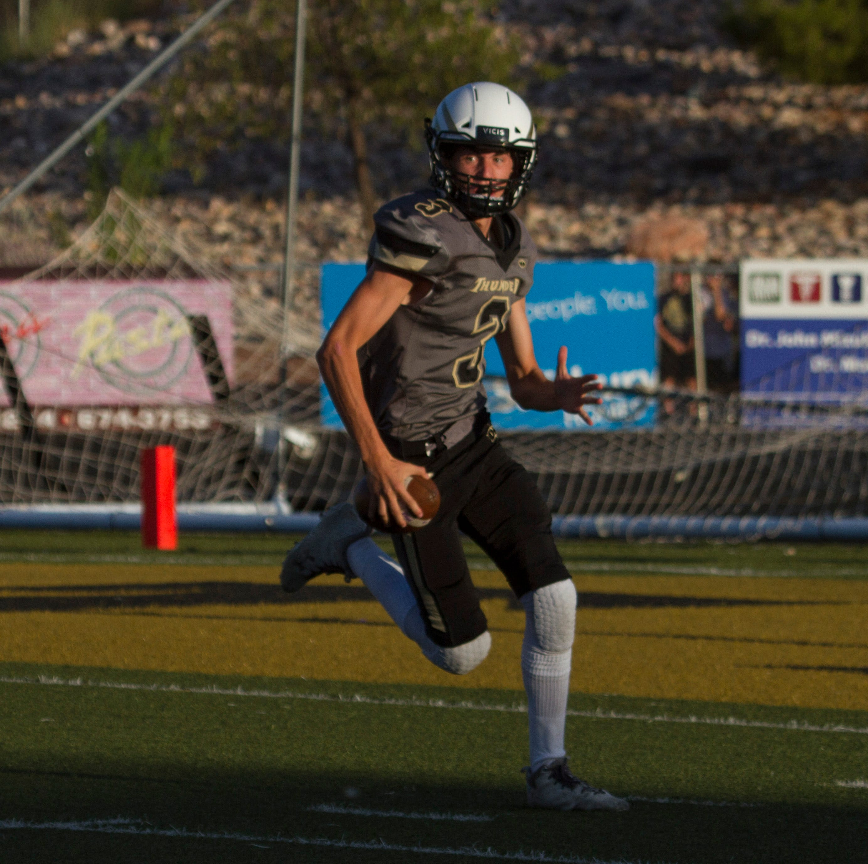 Extra Point: Wilstead steps into the spotlight and comes into his own as Desert Hills QB
