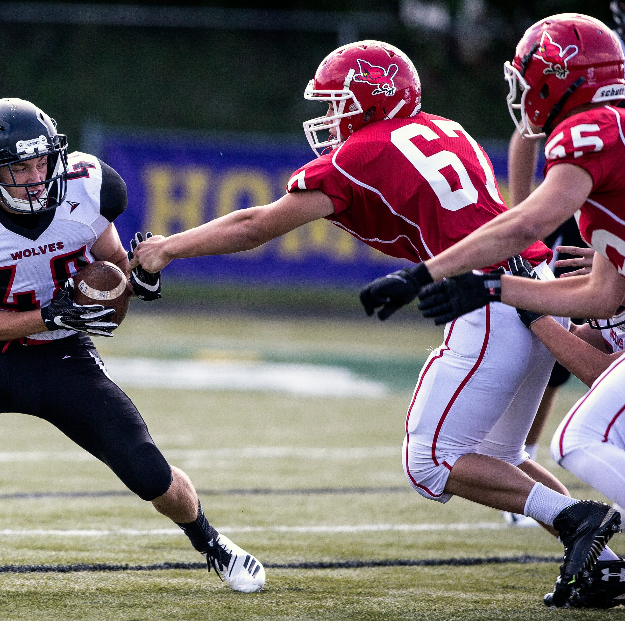 High school football game of week: Pacelli eager to build momentum from first win