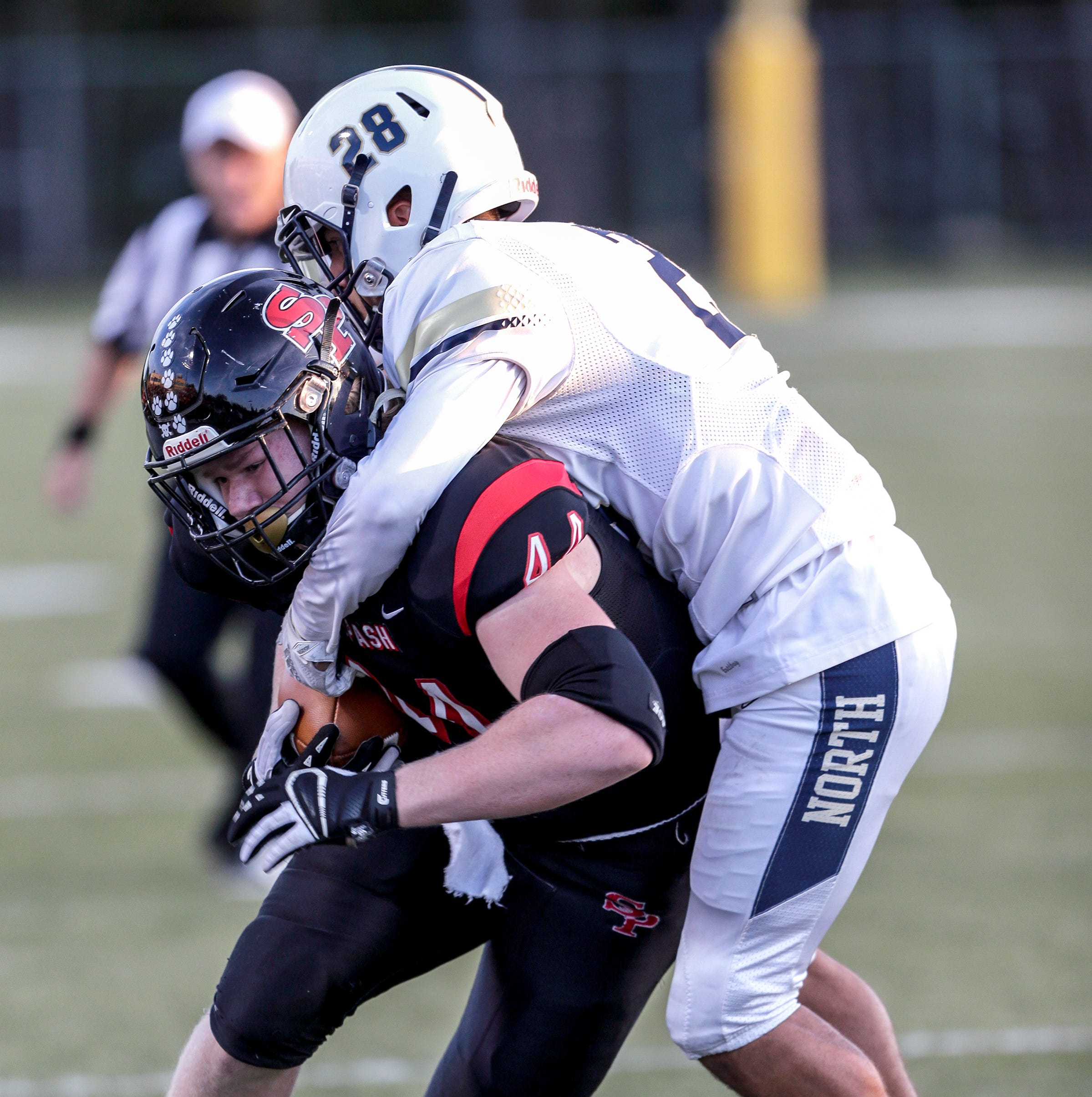 High school football: SPASH's Jack Kelly commits to Illinois State