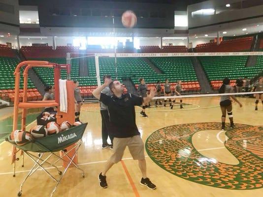 Volleyball 4