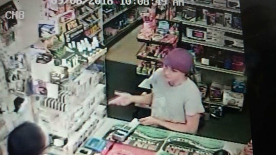 Shoplifters in Martin County have targeted stores that sell liquid kratom.