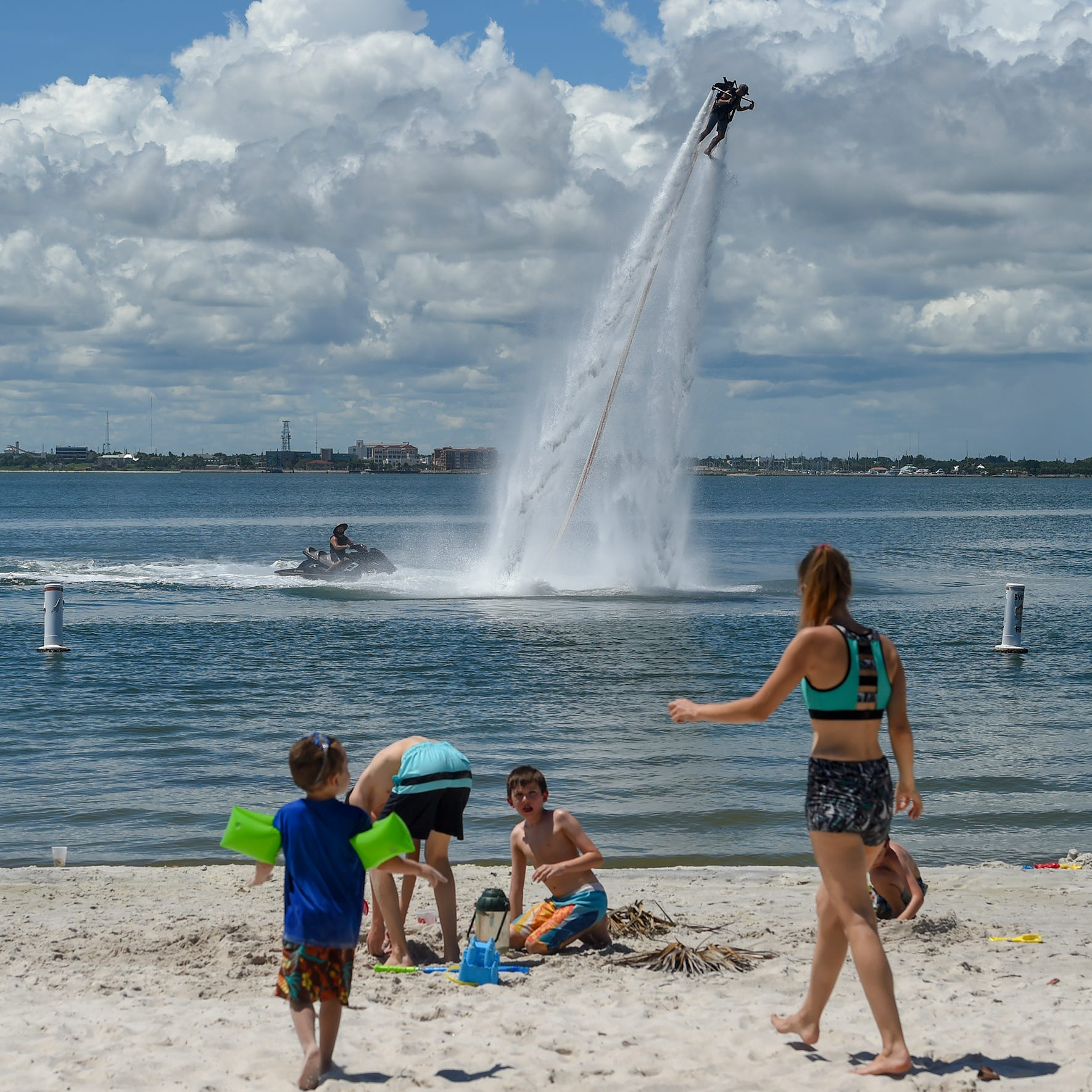 Fort Pierce wants tougher regulations for personal watercraft at city parks