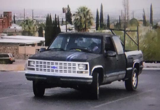 The two female suspects in the Family Dollar store robbery fled in a 1990s model Chevrolet pickup.