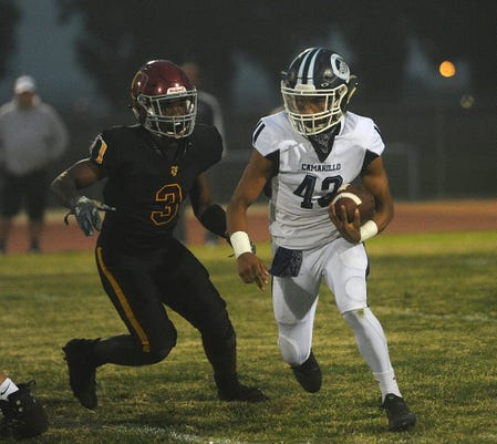 Camarillo Oxnard Football 6