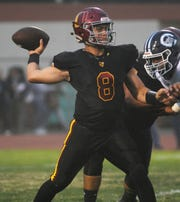 Quarterback Vincent Walea and Oxnard will go for the Division 6 title Saturday night.