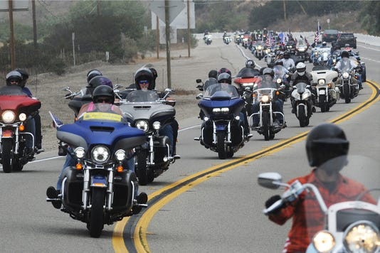 Ride To The Flags 2018 1