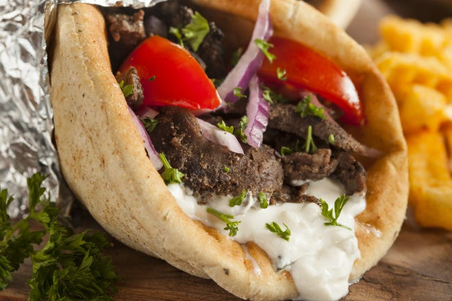 The Greek Orthodox Church of St. Anthony will hold its annual Gyro Fest from noon to 5 p.m. Sept. 22 in Vineland.